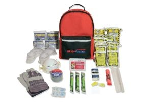 Kit Ready America terremotos y desastres